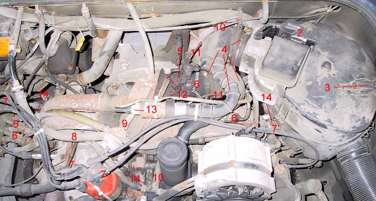 Westfalia Injection Page 1