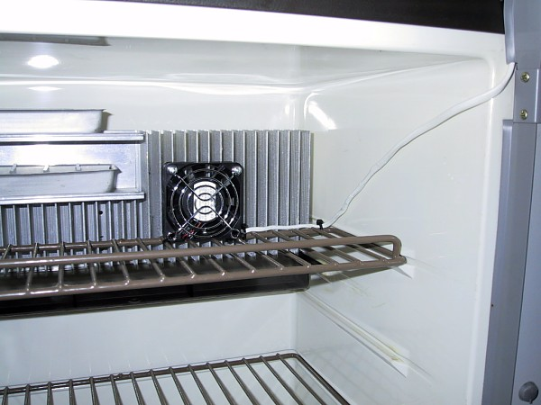 Fan Fridge